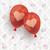valentijnsdag · banner · iconen · vorm · hart · bloem - stockfoto © limbi007