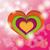 wektora · serca · sprawozdanie · szablon · miłości - zdjęcia stock © limbi007