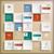 squares holes retro background infographic stock photo © limbi007