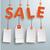 sale 4 price stickers stock photo © limbi007