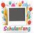 bandeira · balões · cartas · números · texto · de · volta · à · escola - foto stock © limbi007