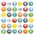 vacío · web · botones · establecer - foto stock © limbi007