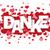 danke red hearts stock photo © limbi007