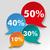 porcentaje · utilizado · menor · diseno · compras - foto stock © limbi007