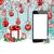 vrolijk · christmas · winter · verkoop · brochure · vector - stockfoto © limbi007