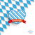 bavarian national colors cover heart stock photo © limbi007