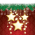 snow fir twigs bokeh golden curtain big stars stock photo © limbi007