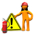 fireman danger extinguisher stock photo © limbi007