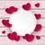 white emblem hearts pink wood stock photo © limbi007