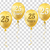 transparente · balões · conjunto · eps · 10 - foto stock © limbi007