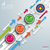 colored arrows growth circles target stock photo © limbi007