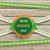 bio sticker lines natural food wood stock photo © limbi007