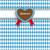 bavarian oktoberfest flyer banner heart stock photo © limbi007