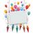 ballonnen · snoep · witte · gekleurd · eps · 10 - stockfoto © limbi007