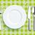 kare · tablo · yeşil · masa · örtüsü · yemek · masası · bacak - stok fotoğraf © limbi007