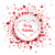confetti · cuori · coprire · rosso · bianco · eps - foto d'archivio © limbi007