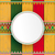 wooden planks mexican ornaments colors emblem stock photo © limbi007