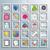 business infographic elements icons set stock photo © limbi007