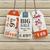 3 vintage price stickers wooden background stock photo © limbi007
