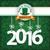 St. Patricks Day Vintage 2016 stock photo © limbi007