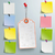 clipboard · papel · vintage · madeira · fundo · retro - foto stock © limbi007