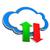 cloud upload download stock photo © limbi007