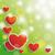 valentine · corações · dia · eps · 10 · abstrato - foto stock © limbi007