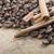 caffè · chicchi · di · caffè · tavolo · in · legno · buio · bean · naturale - foto d'archivio © limpido