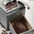 kahve · öğütücü · eski · kahve · çekirdekleri · zemin · ahşap · masa - stok fotoğraf © limpido