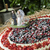 свадебный · торт · украшенный · плодов · кремом · свадьба · вечеринка - Сток-фото © limpido