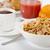 Континентальный · завтрак · кофе · апельсиновый · сок · круассаны · продовольствие - Сток-фото © limpido