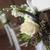 decorativo · flores · sillas · iglesia - foto stock © limpido