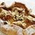 pão · nozes · passas · de · uva · branco · estúdio · comer - foto stock © limpido