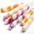 lolipop · renkli · beyaz · gıda · şeker · tatlı - stok fotoğraf © limpido