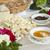 peynir · büfe · tablo · bal · reçel · parti - stok fotoğraf © limpido