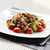 Салат · куриные · помидоров · оливками · таблице · набор - Сток-фото © limpido