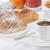 Континентальный · завтрак · Кубок · кофе · свежие · круассаны · апельсиновый · сок - Сток-фото © limpido