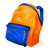 ilustração · escolas · saco · laranja · azul · branco - foto stock © lindwa