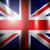 flag of united kingdom stock photo © lindwa