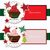 омела · белая · Рождества · продовольствие · фон · торт - Сток-фото © lindwa