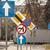 sentier · signes · arbre · montagnes · Pologne · République · tchèque - photo stock © linfernum