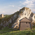 ゴシック · 城 · ポーランド · ルート - ストックフォト © linfernum