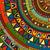 colored tribal design stock photo © lirch