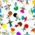 kleuterschool · kinderen · schilderij · papier · verf · kunst - stockfoto © lirch