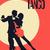 atraente · casal · festa · retro · celebração · data - foto stock © lirch