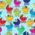 új · született · baba · fiú · üdvözlőlap · kék - stock fotó © lirch