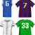 vector · sport · illustraties · kleur · voetbal · metaal - stockfoto © lironpeer