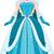neve · princesa · azul · vestir · rainha - foto stock © LironPeer
