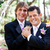gay couple   wedding portrait stock photo © lisafx