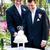 свадьба · пару · торт · саду · женщину - Сток-фото © lisafx